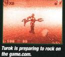 Untitled Turok Game.com game