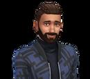 Персонажи из The Sims 4: Жизнь в городе