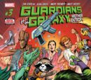 Guardians of the Galaxy: Mother Entropy Vol 1 3