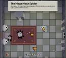 Большой механический паук