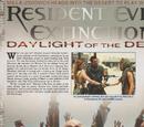 Resident Evil: Extinction: Daylight of the Dead