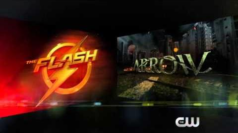 Arrow - Episode 3x08 The Brave and the Bold (The Flash Crossover) Promo 1 (HD)