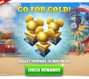 Striking Gold Mini Event