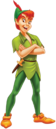 Peter Pan Transparent.png