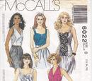 McCall's 6022 A