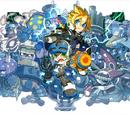Arceus dis pokemon/Mighty Gunvolt Burst secret