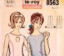 Le Roy Weldons 8563
