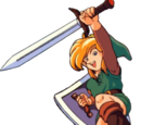 Personajes de The Legend of Zelda: Link's Awakening