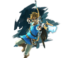 Personajes de The Legend of Zelda: Breath of the Wild