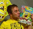 Nick mick/Greek SpongeBob 2009 Magazines