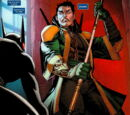 Damian Wayne (Futures End)