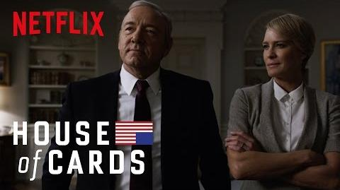 House of Cards Season 5 Official Trailer HD Netflix