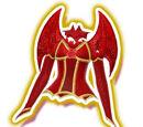Deep Red Wings Coord