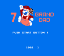 7 GRAND DAD Title Screen/Mario11766's version