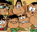 The Casagrande Family
