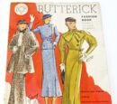 Butterick Fashion Book Spring and Early Summer 1933