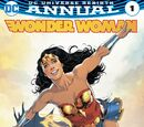Wonder Woman Annual Vol 5 1