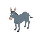 Colonial Donkey