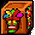 Crash Bandicoot Purple Ripto's Rampage Aku Aku Crate.png