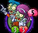 Galactic zombies