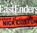 The Return of Nick Cotton