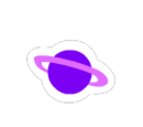 Saturn Sticker