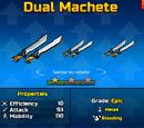 Dual Machete