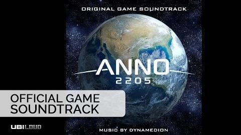 Anno 2205 (The Complete Soundtrack) by Dynamedion