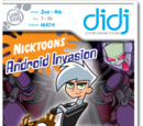 Nicktoons: Android Invasion