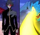Cadis Etrama Di Raizel vs Titan