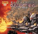 Battlestar Galactica: Zarek Vol 1 1