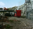 Skarloey Railway Slate Quarry