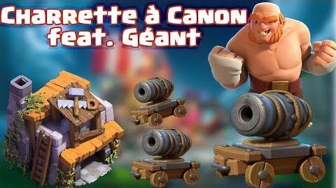Charrette à canon