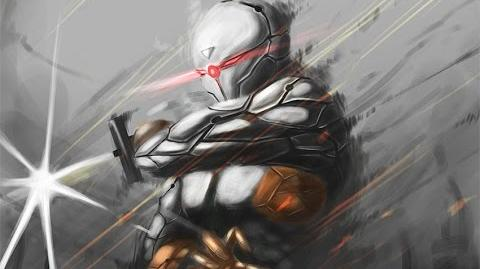 Elite Warrior Battle Royale - Gray Fox-0