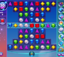 List of Bejeweled Stars levels