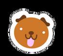 Dogsticker 2