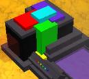Industrial Rainbow Mine