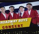 Broadway Boys in Concert