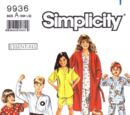 Simplicity 9936 B