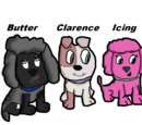 Exploring the future-ChiselxFranny pups