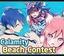 """Coastal Calamity - Tanabata Beach Contest"""