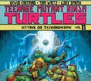 Teenage Mutant Ninja Turtles Vol. 11: Attack On Technodrome