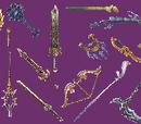Aeonic Weapons