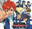 Danball Senki WARS LBX Battle Soundtrack