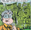 Sheeza-Hulk Fan Club, Frankenstein's Monster, Green Arrow, Green Hornet, Green Latrine , Kermit the Frog, leprechaun, Swamp-Thang, Wheezy Grunt (Earth-9047) from What The-- Vol 1 21.jpg