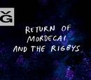 O Retorno de Mordecai e os Rigbys