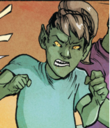 Emmie (Goblin Nation) (Earth-616) from Silk Vol 2 2 001.png