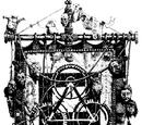 Listado de objetos mágicos de los Demonios del Caos