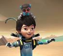 Robo-Monkey Business
