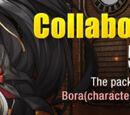 Guilty Gear Collaboration Package Notice - Baiken x Bora